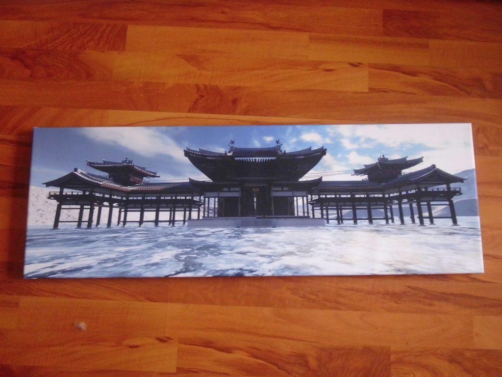 Budhizmus-chrám-Čína-obraz
