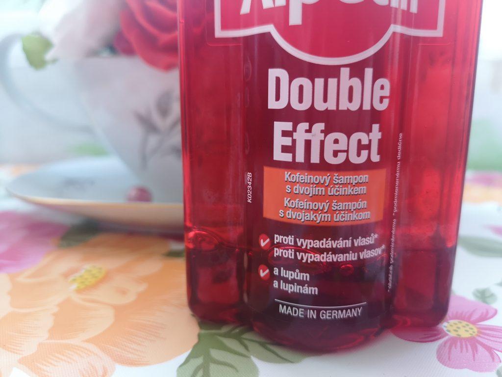 Alpecin Double Effect