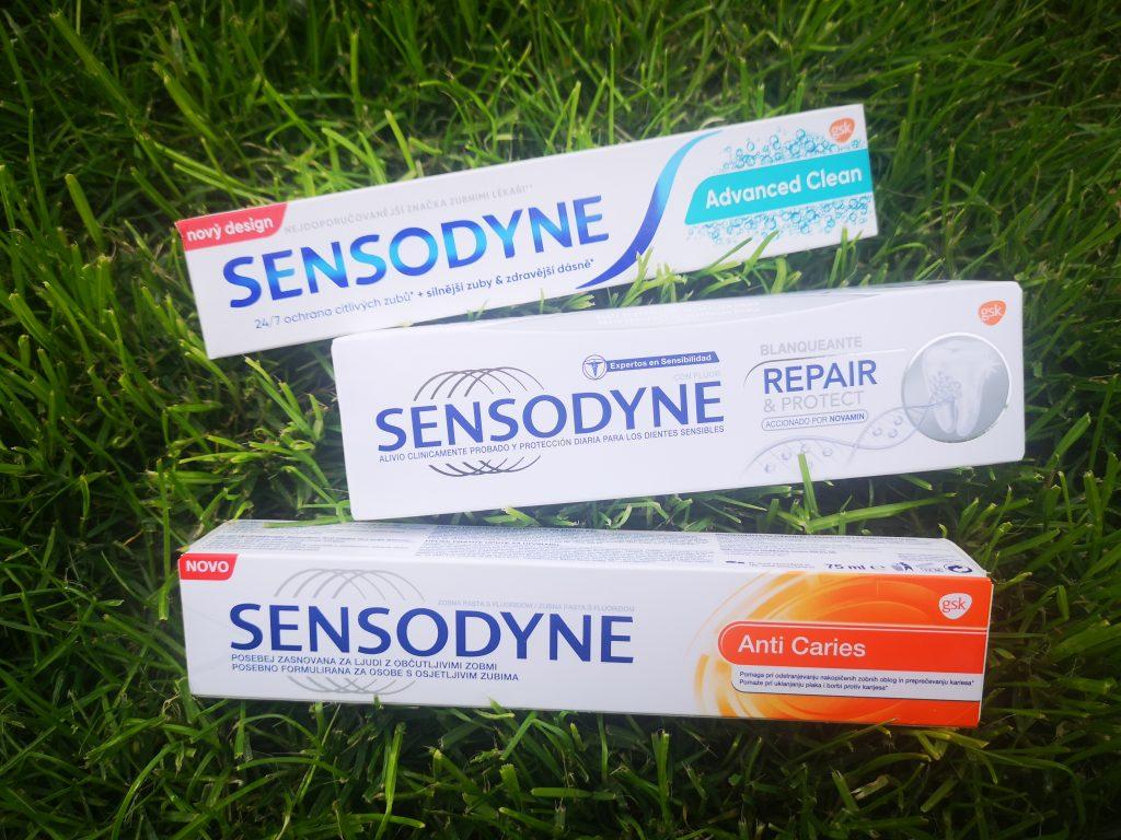 Na zuby - Sensodyne
