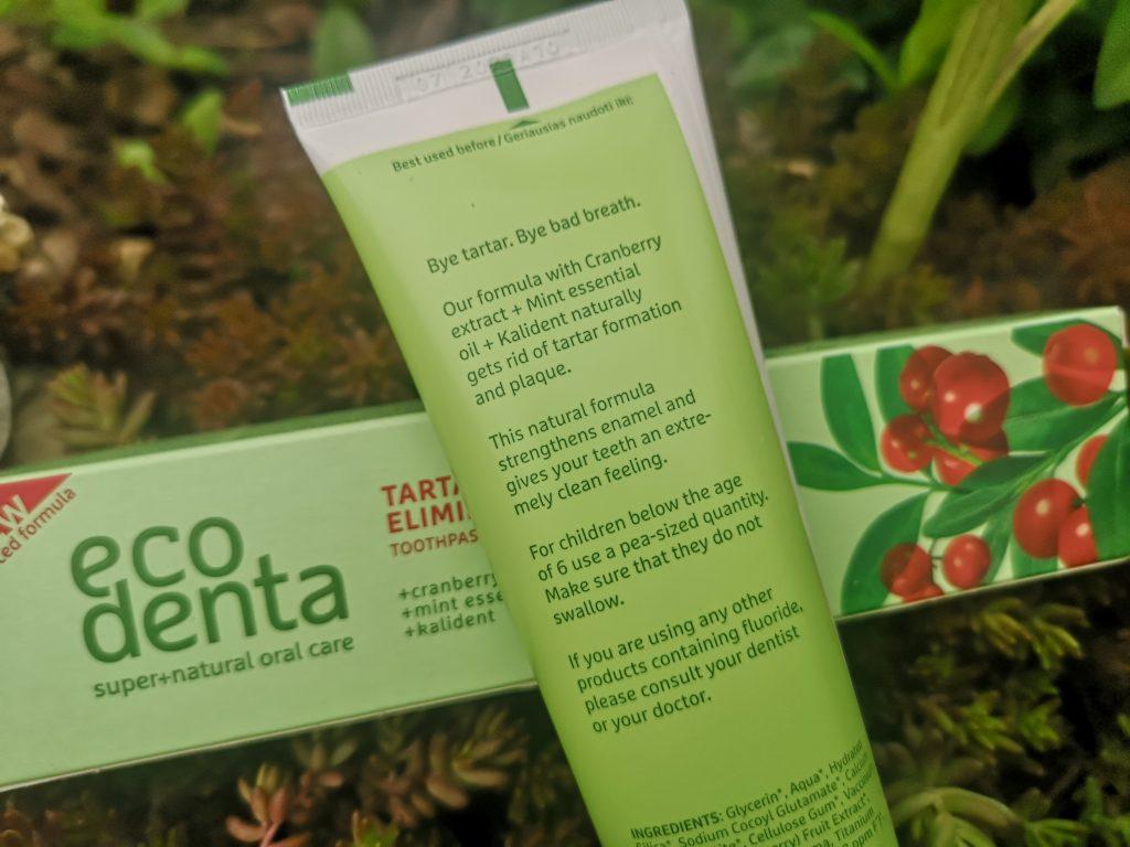 Ecodenta Refreshing